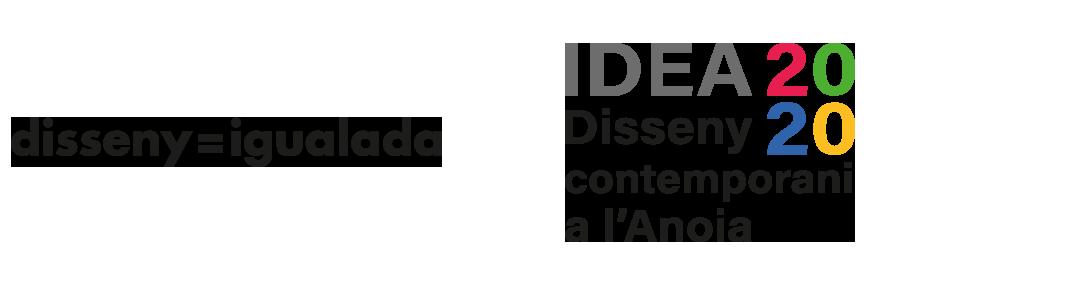 EXPO IDEA 2020 Disseny Igualada